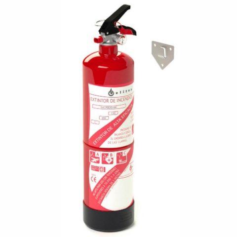 comprar extintores polvo coche