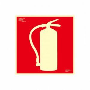 señalizacion extintor